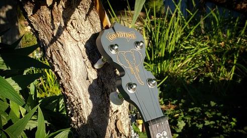 African Elephant Charity Goodtime Banjo
