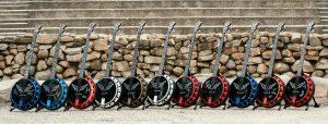 European Charity Goodtime Banjos