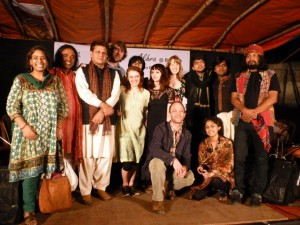 Dan Walsh In India After His Concert