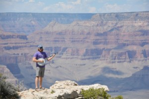 grand canyon banjo