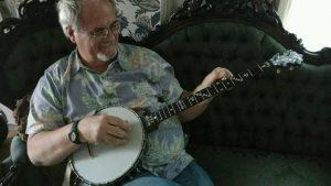 Greg Deering and Original Kingston Trio Banjo