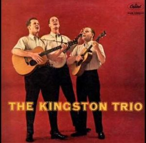 The Kingston Trio- Banjo