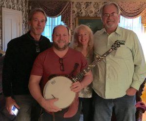 Kingston Trio Banjo