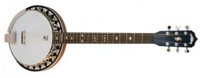 6 string banjo