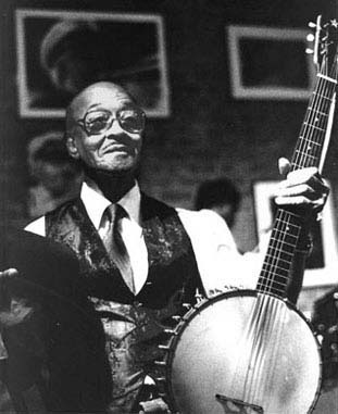 Danny Barker banjo