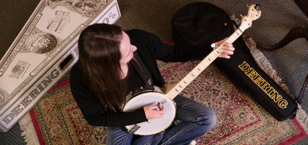 Learn To Play the banjo