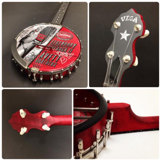 Deering Legendary Giveback Banjo