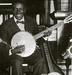 Johnny St. Cyr 6 String Banjo