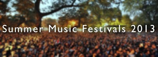 summer-festivals-2013