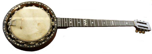 W. Temlett Zither Banjo
