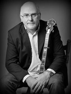 Pat Kelleher Long Neck Deering Banjo