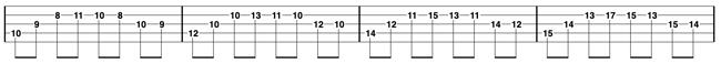 5 string banjo arpeggios 2