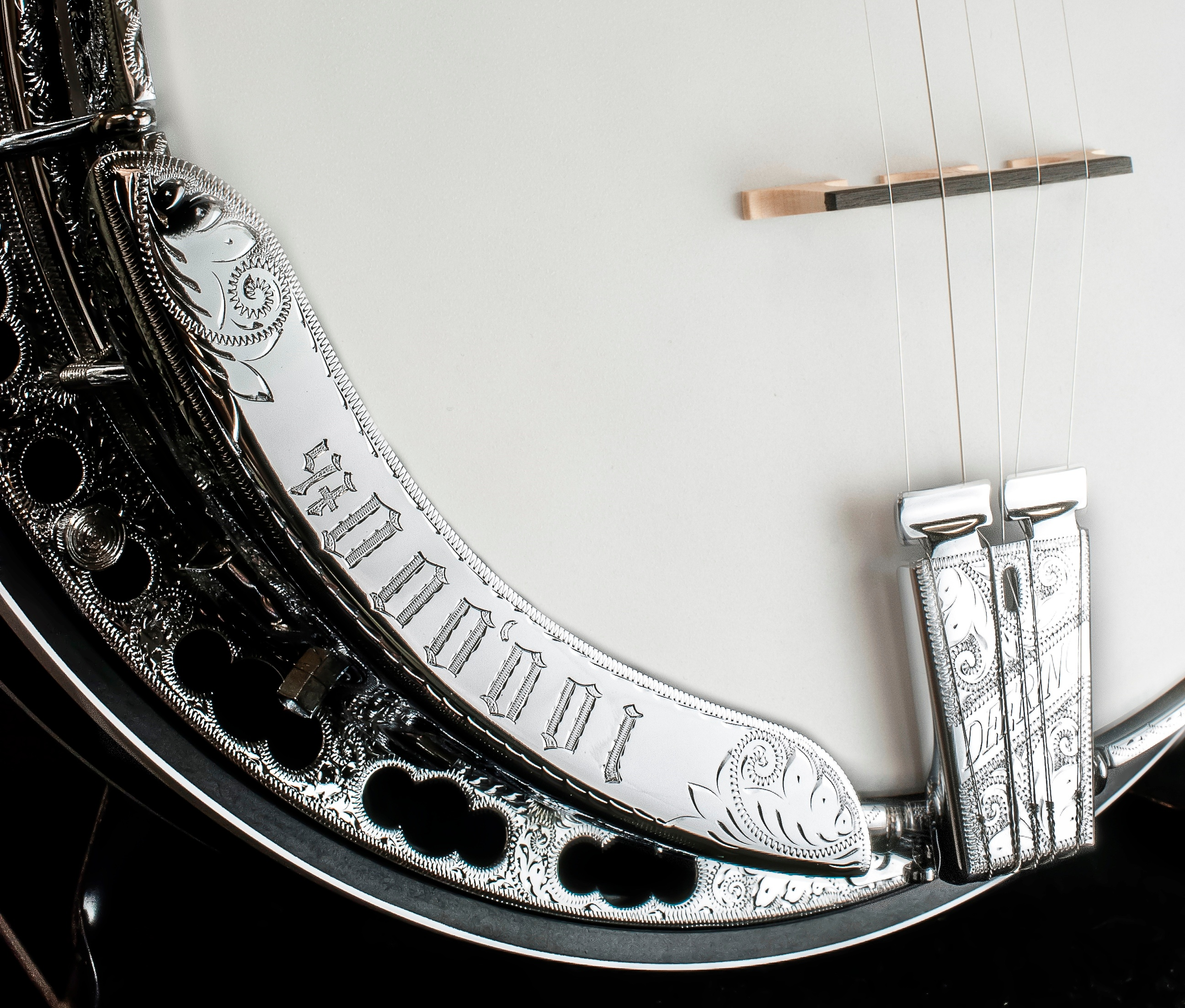 IBMA Trust Fund Auction of Deering Banjo Company's 100,000th Banjo!