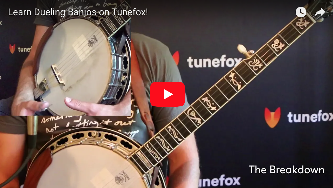 How To Play Dueling Banjos On the Banjo